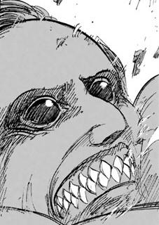 ユミル巨人の顔6