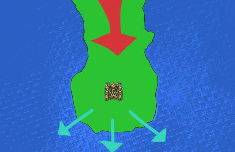 半島バージョン