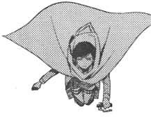リヴァイ外伝三つ編み1