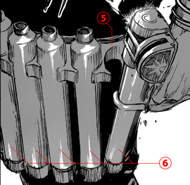 弾倉、ベルトリンク