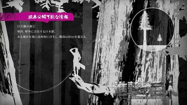 現在公開可能な情報アニメ18話その1