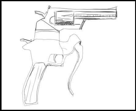 立体機動銃
