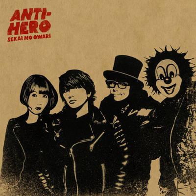 anti-hero(初回限定盤A)のジャケットimage