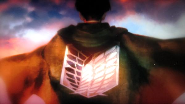 リヴァイと自由の翼