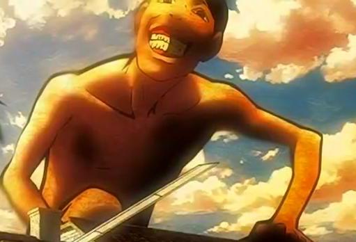 アッコ似の巨人