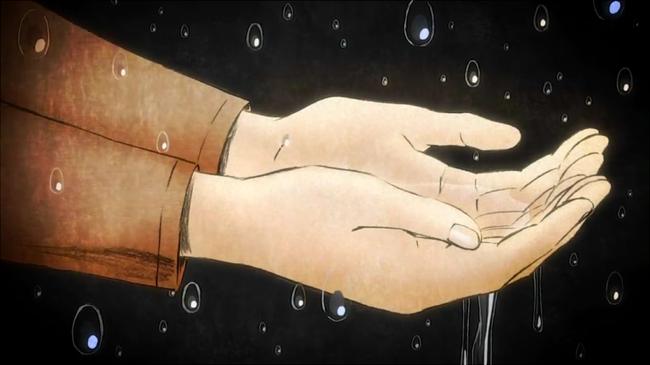 ミカサの手