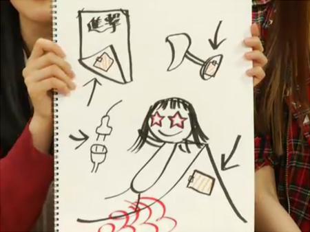 石川さんのイラスト