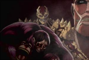 全身岩鎧の巨人