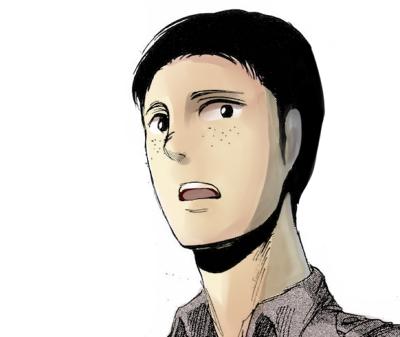 マルコ・ボットの顔