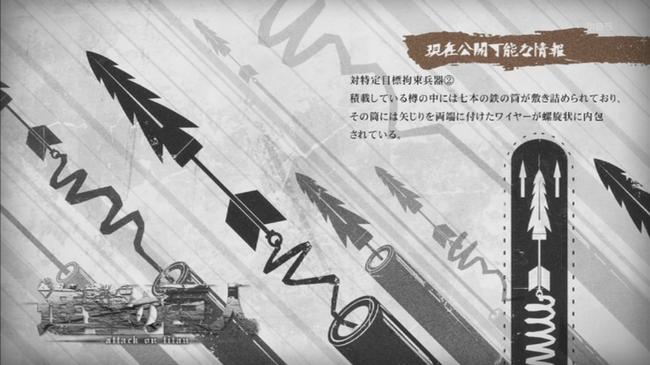 現在公開可能な情報アニメ20話その2