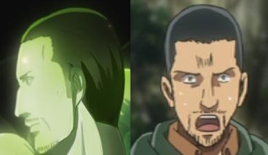 謎の兵士らしき人物比較