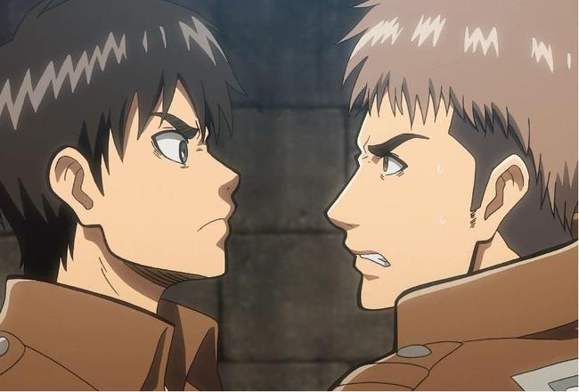 見つめ合う二人
