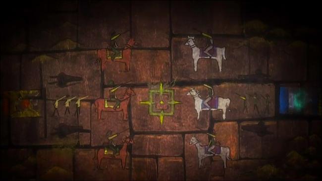 EDの壁画