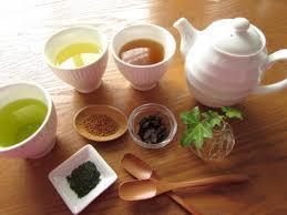 お茶の効能 画像1