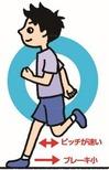 速く走る人の身体の特徴 画像1