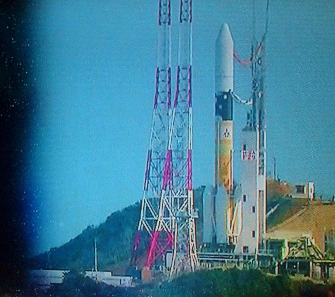 打ち上げ h2 ロケット