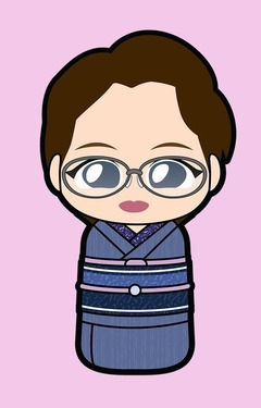 AFs Kokeshi Doll ed