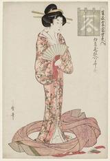 3 Utamaro_Izukura shi-ire no moyo muki