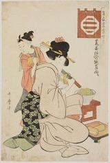 6 Utamaro_���ڻ����ο������