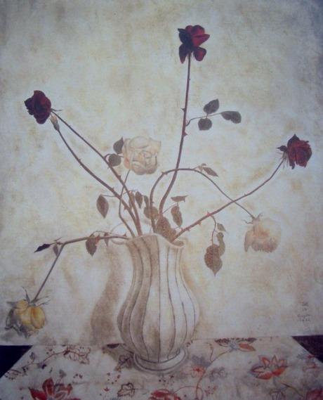 2018 「バラ」 (1922) ユニマットグループ蔵