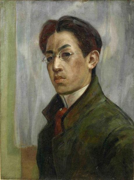 2018「自画像」1910年 東京芸術大学