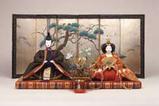 Mitsui Set of Hina Dolls by Oki Heizo �,1990