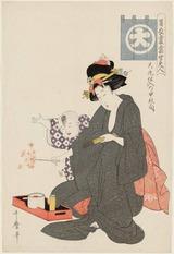 4 Utamaro_Daimaru shi-ire no chugata muki BMFA