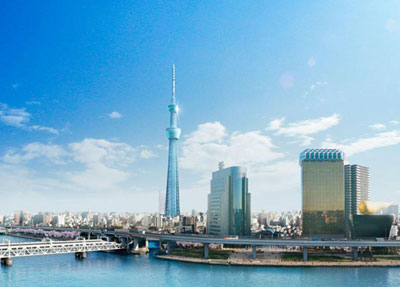 Tokyo Sky-Tree Tower