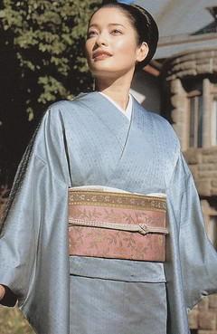Iromuji &Hakata Obi KS Haru 06 2