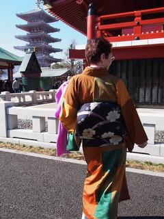 Sensoji and pagoda