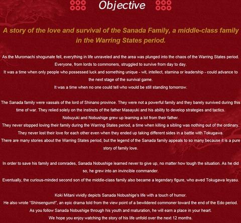 Sanadamaru Objective