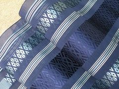 Summer Sha-weave Kenjo Hakata Nagoya Obi