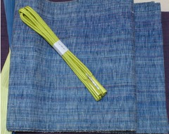 Obi Blue Cloth