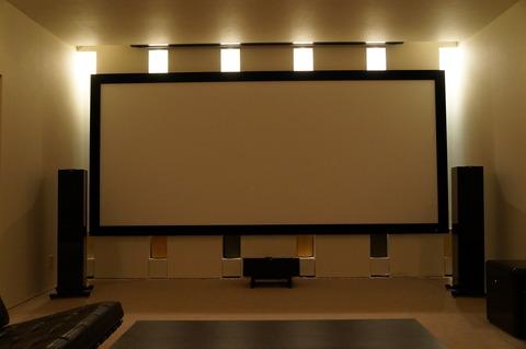 150インチスクリーン