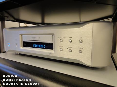 20150102試聴機esoteric k-05