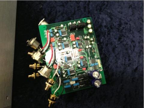 エソテリックC02入力基盤