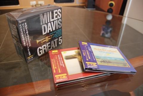 MILES DAVIS GREAT 5 & 2CLASSICS