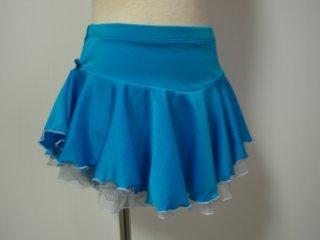 フィギュア練習用スカート