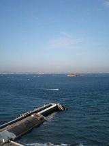 富津岬から展望1