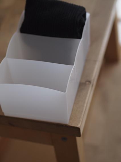 仕切りボックス