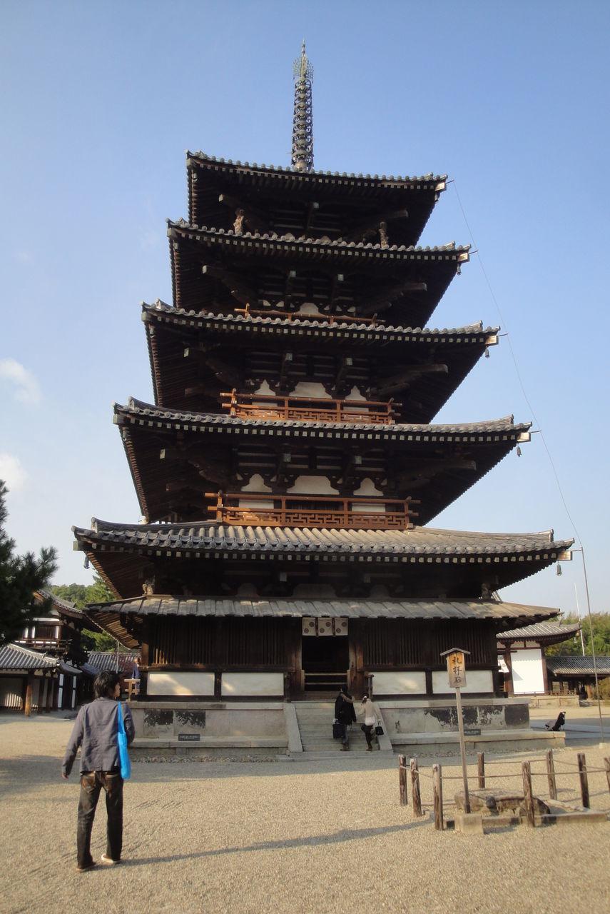 法隆寺の画像 p1_38