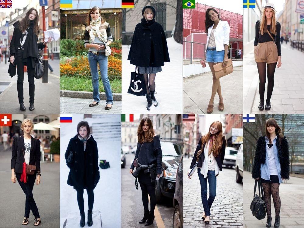 【画像】お前らが好きな女性のファッションwwwwwwwww【早い者勝ち】