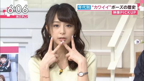 【画像あり】宇垣美里アナのAVωωωωωω