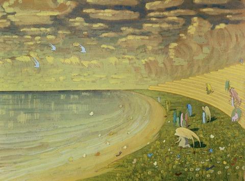 Mikalojus_Konstantinas_Ciurlionis_-_ANGELS_(PARADISE)_-_1909