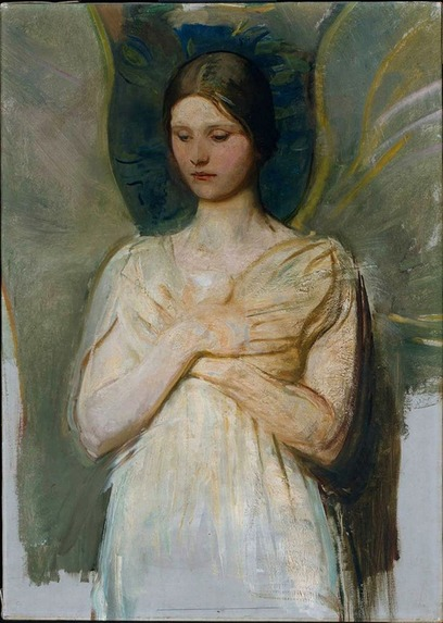 abbott_henderson_thayer_angel_pretty