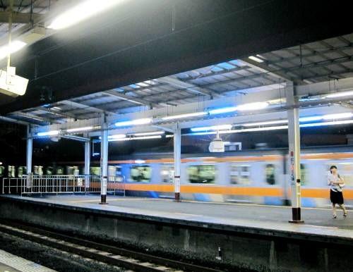 08西荻駅