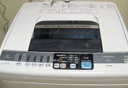 新洗濯機2