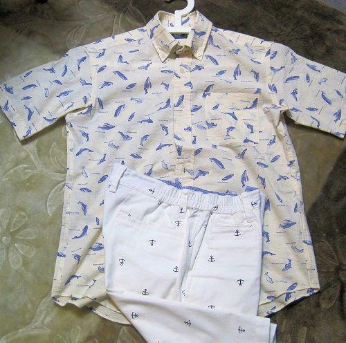 ケントシャツ&パンツ