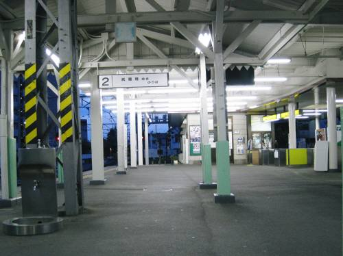 18新小金井駅