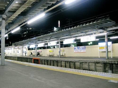 15多磨駅